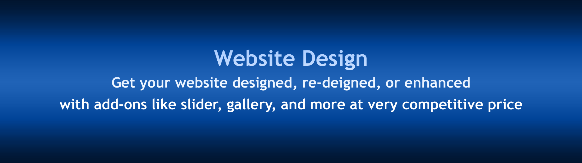 Slide 2 - Website Design