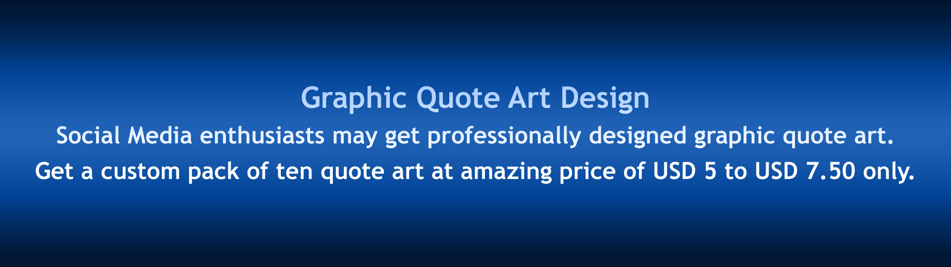 Slide 3 - Graphic Quote Art Design