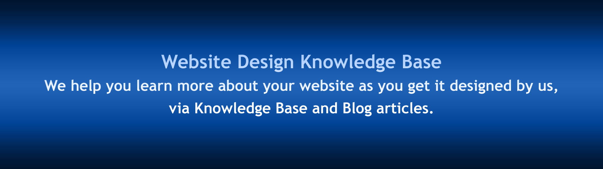 Slide 8 - Website Design Knowledge Base